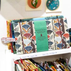 Pochette Livre Enveloppe Rennes cadeau de Noël
