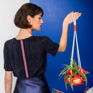 Vêtements de créateur Rennes Capsule Margot Destailleur cadeau de Noel