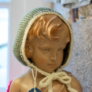 Bonnet enfant Rennes cadeau de noel cadeau de naissance créateur